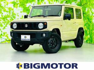 スズキ ジムニー XL ETC/ABS/横滑り防止装置/エアバッグ 運転席/エアバッグ 助手席/エアバッグ サイド/アルミホイール/パワーウインドウ/キーレスエントリー/オートエアコン/シートヒーター 前席 ワンオーナー