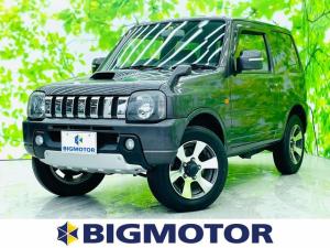スズキ ジムニー クロスアドベンチャーXC ETC/ABS/エアバッグ 運転席/エアバッグ 助手席/アルミホイール/パワーウインドウ/キーレスエントリー/シートヒーター 前席/パワーステアリング/4WD/マニュアルエアコン
