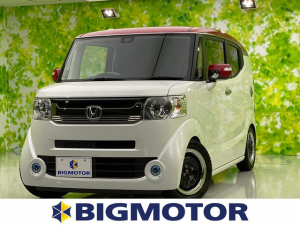 ホンダ N-BOXスラッシュ G・Lターボインテリアカラーパッケージ 純正 メモリーナビ/ヘッドランプ HID/ETC/EBD付ABS/横滑り防止装置/アイドリングストップ/TV/エアバッグ 運転席/エアバッグ 助手席/エアバッグ サイド/パワーウインドウ 4WD