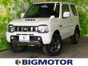 スズキ ジムニー ランドベンチャー ETC/ABS/エアバッグ 運転席/エアバッグ 助手席/アルミホイール/パワーウインドウ/キーレスエントリー/パワーステアリング/ワンオーナー/4WD/マニュアルエアコン/定期点検記録簿