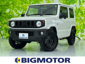 スズキ ジムニー XL ABS/横滑り防止装置/エアバッグ 運転席/エアバッグ 助手席/エアバッグ サイド/パワーウインドウ/キーレスエントリー/オートエアコン/シートヒーター 前席/パワーステアリング/ワンオーナー 4WD