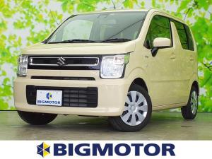 スズキ ワゴンR FX セーフティサポート/EBD付ABS/横滑り防止装置/アイドリングストップ/エアバッグ 運転席/エアバッグ 助手席/パワーウインドウ/キーレスエントリー/オートエアコン/シートヒーター 前席