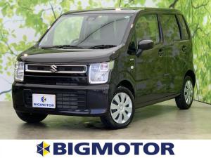 スズキ ワゴンR FX セーフティサポート/シートヒーター/プッシュスタート/アイドリングストップ/EBD付ABS/横滑り防止装置/エアバッグ 運転席/エアバッグ 助手席/パワーウインドウ/キーレスエントリー/オートエアコン
