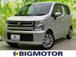 スズキ ワゴンR FX オートライト/EBD付ABS Bluetooth 盗難防止装置 アイドリングストップ シートヒーター