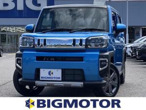ダイハツ タフト Gターボ ターボ/4WD /ガラスルーフ/メッキパック/スマートアシスト3/LEDヘッドライト/前席シートヒーター/スマートキー/純正15インチAW サンルーフ
