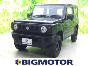 スズキ ジムニー XG ABS/横滑り防止装置/エアバッグ 運転席/エアバッグ 助手席/エアバッグ サイド/パワーウインドウ/キーレスエントリー/パワーステアリング/ワンオーナー/エアバッグ カーテン/4WD