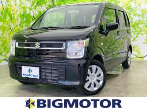 スズキ ワゴンR FX MC後モデル/EBD付ABS/横滑り防止装置/アイドリングストップ/エアバッグ 運転席/エアバッグ 助手席/パワーウインドウ/キーレスエントリー/オートエアコン/シートヒーター 前席 盗難防止装置