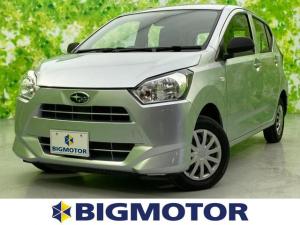 スバル プレオプラス F EBD付ABS/横滑り防止装置/アイドリングストップ/エアバッグ 運転席/エアバッグ 助手席/パワーウインドウ/キーレスエントリー/パワーステアリング/4WD/マニュアルエアコン