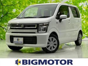 スズキ ワゴンR 4WD FX EBD付ABS/横滑り防止装置/アイドリングストップ/エアバッグ 運転席/エアバッグ 助手席/パワーウインドウ/キーレスエントリー/オートエアコン/シートヒーター 前席/パワーステアリング 4WD