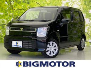 スズキ ワゴンR FX EBD付ABS/横滑り防止装置/アイドリングストップ/エアバッグ 運転席/エアバッグ 助手席/パワーウインドウ/キーレスエントリー/オートエアコン/シートヒーター 前席/パワーステアリング 禁煙車