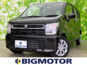 スズキ ワゴンR FX セーフティサポート/EBD付ABS/横滑り防止装置/アイドリングストップ/エアバッグ 運転席/エアバッグ 助手席/パワーウインドウ/オートエアコン/パワーステアリング/盗難防止システム/FF