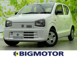 スズキ アルト L セーフティサポート/EBD付ABS/横滑り防止装置/アイドリングストップ/エアバッグ 運転席/エアバッグ 助手席/パワーウインドウ/パワーステアリング/FF/マニュアルエアコン