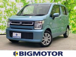 スズキ ワゴンR FX セーフティサポート(スズキ)/車線逸脱防止支援システム/EBD付ABS/横滑り防止装置/アイドリングストップ/エアバッグ 運転席/エアバッグ 助手席/パワーウインドウ/エンジンスタートボタン