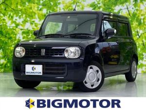 スズキ アルトラパン X ヘッドランプ LED/ETC/ABS/EBD付ABS/エアバッグ 運転席/エアバッグ 助手席/衝突安全ボディ/パワーウインドウ/エンジンスタートボタン/キーレスエントリー/パワーステアリング 禁煙車