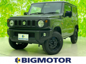 スズキ ジムニー XL ETC/ABS/横滑り防止装置/エアバッグ 運転席/エアバッグ 助手席/エアバッグ サイド/パワーウインドウ/キーレスエントリー/オートエアコン/パワーステアリング/ワンオーナー/エアバッグ カーテン
