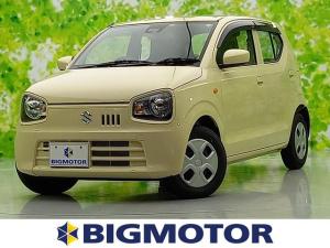 スズキ アルト L ♪現行モデル セーフティサポート装着車 CDオーディオ/EBD付ABS/横滑り防止装置/アイドリングストップ/エアバッグ 運転席/エアバッグ 助手席/パワーウインドウ/パワーステアリング/FF