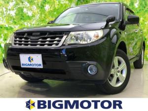 スバル フォレスター 2.0X_Sスタイル ヘッドランプ HID/ETC/EBD付ABS/横滑り防止装置/サイドモニター/エアバッグ 運転席/エアバッグ 助手席/アルミホイール 純正 16インチ/パワーウインドウ/キーレスエントリー 4WD