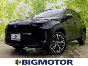トヨタ ヤリスクロス ハイブリッドZ 純正8インチディスプレイオーディオ/パノラミックビューモニター/ビルトインETC/ブラインドスポットモニター/パワーシート/シートヒーター/プッシュスタート/LEDヘッドライト/セーフティセンス