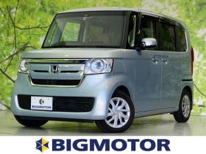 ホンダ N-BOX G・Lターボホンダセンシング LED/プッシュスタート/両電スラ//両側電動スライドドア/車線逸脱防止支援システム/ヘッドランプ LED/EBD付ABS/横滑り防止装置/アイドリングストップ/エアバッグ 運転席/エアバッグ 助手席