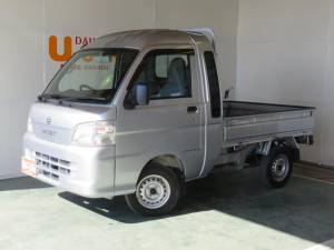 ダイハツ ハイゼットトラック ジャンボ 4WD 3速AT