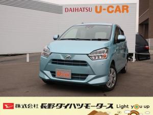 ダイハツ ミライース X SAIII LEDヘッドライト BTオーディオ 4WD