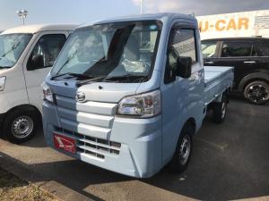 ダイハツ ハイゼットトラック スタンダードSAIIIt 4WD 5速マニュアル車
