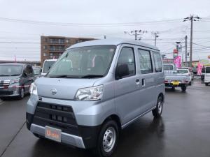 ダイハツ ハイゼットカーゴ スペシャルSAIII 4WD
