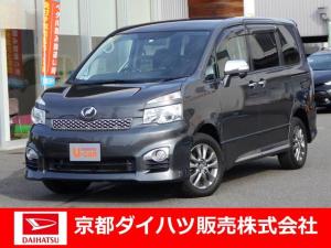 トヨタ ヴォクシー ZS 煌2 CDチューナー・ETC・マット・バイザー 4WD