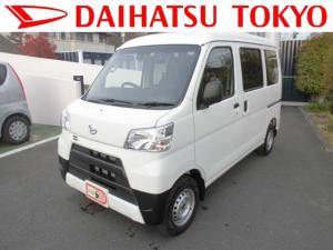 ダイハツ ハイゼットカーゴ デラックスSAIII 2WD 4AT