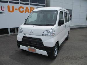 ダイハツ ハイゼットカーゴ DX SAIII 4WD MT車