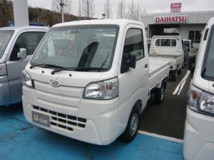 ダイハツ ハイゼットトラック スタンダードSA3t/4WD/AT車/AC付 PS付