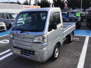 ダイハツ ハイゼットトラック スタンダードSAIIIt 4WD エアコン パワステ付き