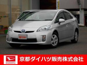 トヨタ プリウス S ナビ・ETC・マット・バイザー付き
