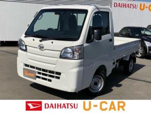 ダイハツ ハイゼットトラック スタンダードSAIIIt 走行距離約6千キロ・ラジオ・4WD
