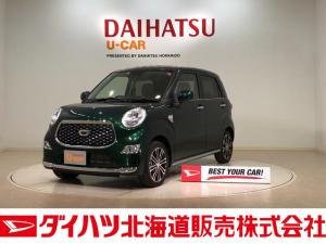 ダイハツ キャスト スタイルG ターボ SAIII  4WD CD