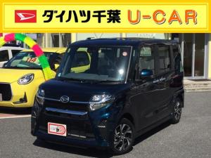 ダイハツ タント カスタムX サポカー アップグレードパック装着車 リースUP