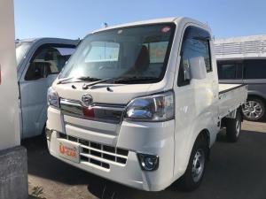 ダイハツ ハイゼットトラック EXT 2WD 5速マニュアル車
