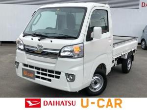 ダイハツ ハイゼットトラック EXT CDラジオ・キーレス・作業灯・2WD・MT車