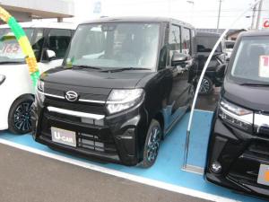 ダイハツ タント カスタムX/ CVT車/ 4WD/ オーディオレス車