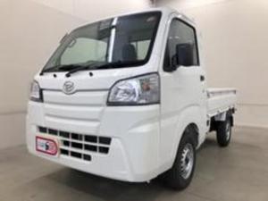 ダイハツ ハイゼットトラック スタンダードSAIIIt 4WDの5段マニアル車