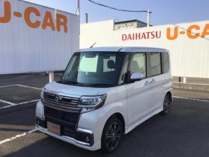ダイハツ タント カスタムRS トップエディションSAIII ターボ 4WD