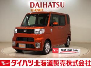 ダイハツ ウェイク L SAIII 4WD CD
