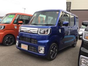 ダイハツ ウェイク GターボレジャーエディションSAIII 4WD バックカメラ