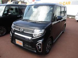 ダイハツ タント カスタムX/2WD/CVT車/LEDヘッドランプ車