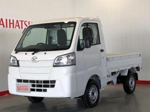 ダイハツ ハイゼットトラック スタンダードSAIIIt 4WD 4AT車