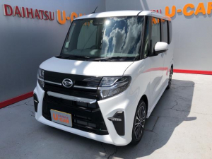 ダイハツ タント カスタムRS/2WD/CVT車/ターボ車/両側電動スライド