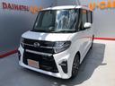 ダイハツ/タント カスタムRS/2WD/CVT車/ターボ車/両側電動スライド