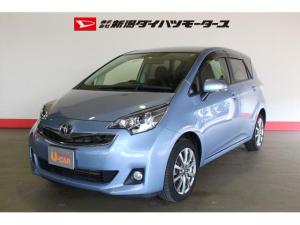 トヨタ ラクティス X キーレス CDデッキ付 社外アルミ