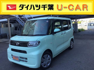 ダイハツ タント X 社用車UP パワースライド オートエアコン