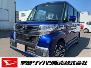ダイハツ タント カスタムRS トップエディションSAII 4WD ナビ付